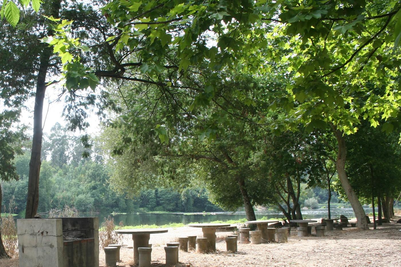 Parque Fluvial de Manhente