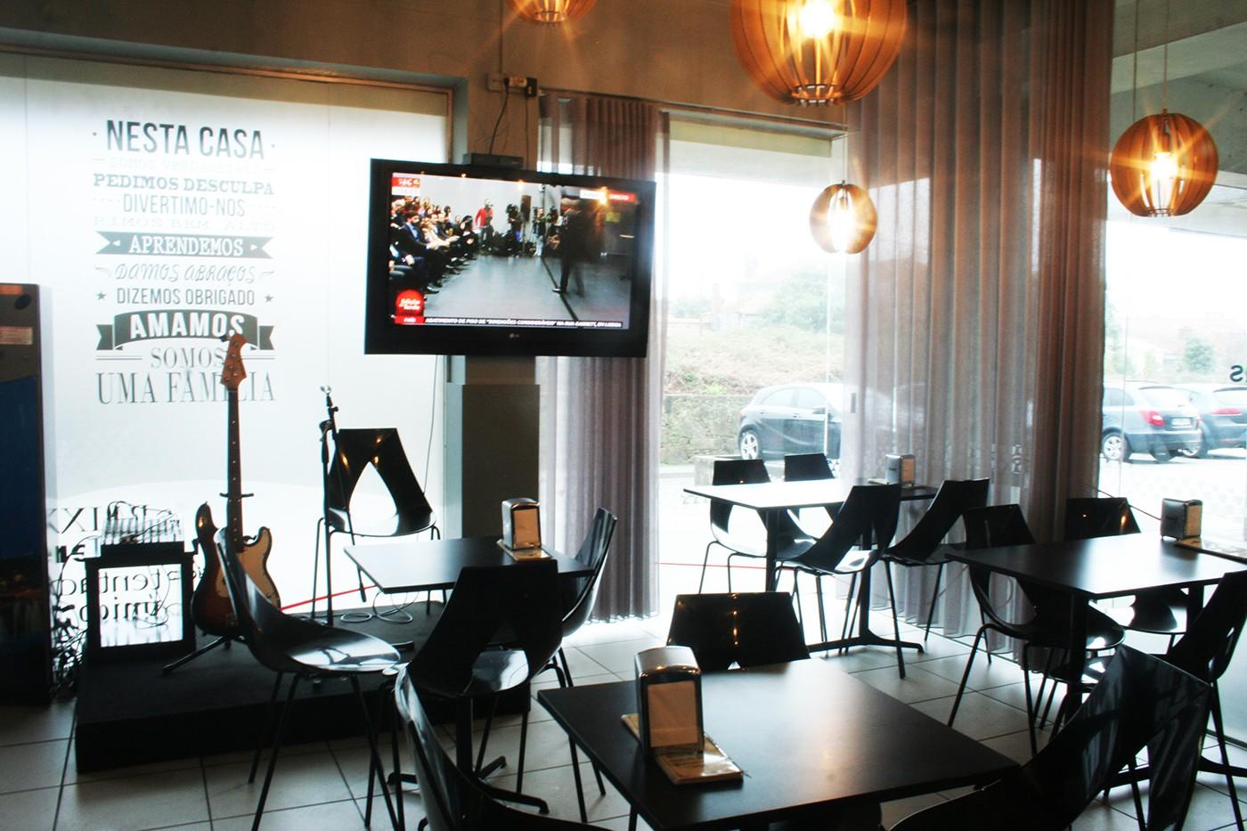O Som das Palavras - Café Snack-Bar