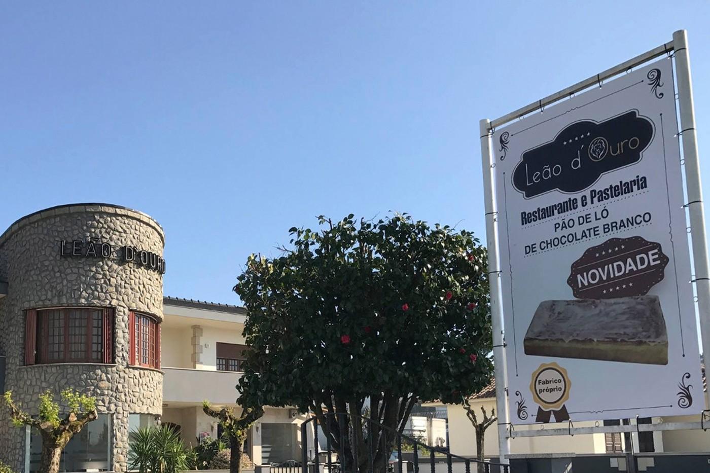 Leão D'Ouro - Restaurante e Pastelaria