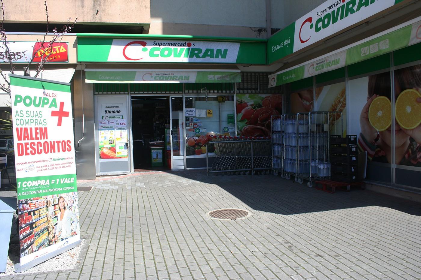 Coviran Barcelos - Supermercados