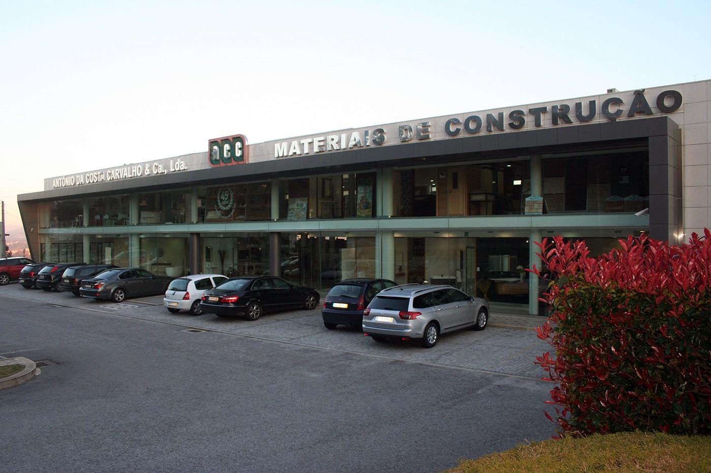 ACC Materiais de Construção - Loja e Exposição