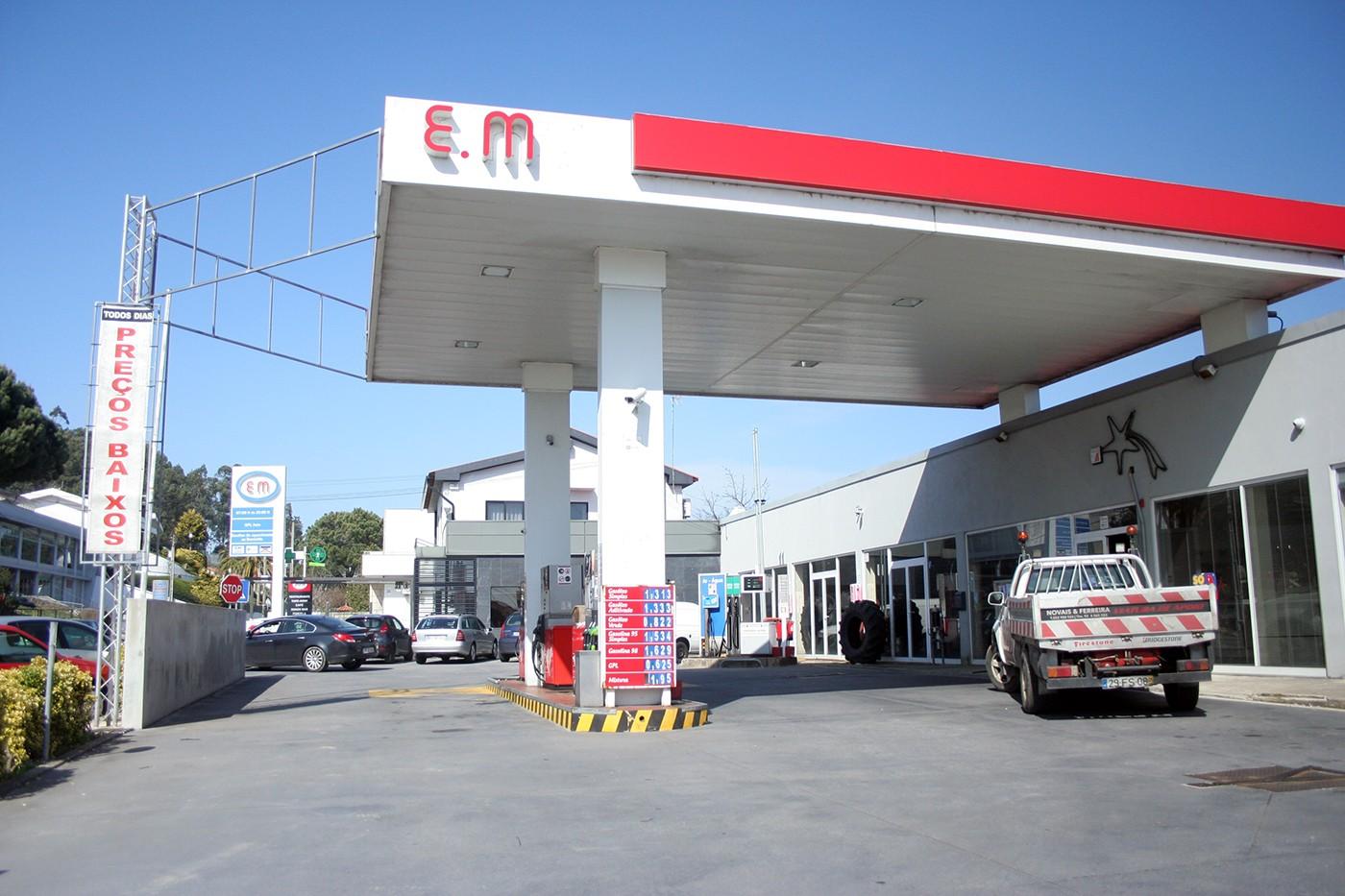 Novais & Ferreira - Combustíveis