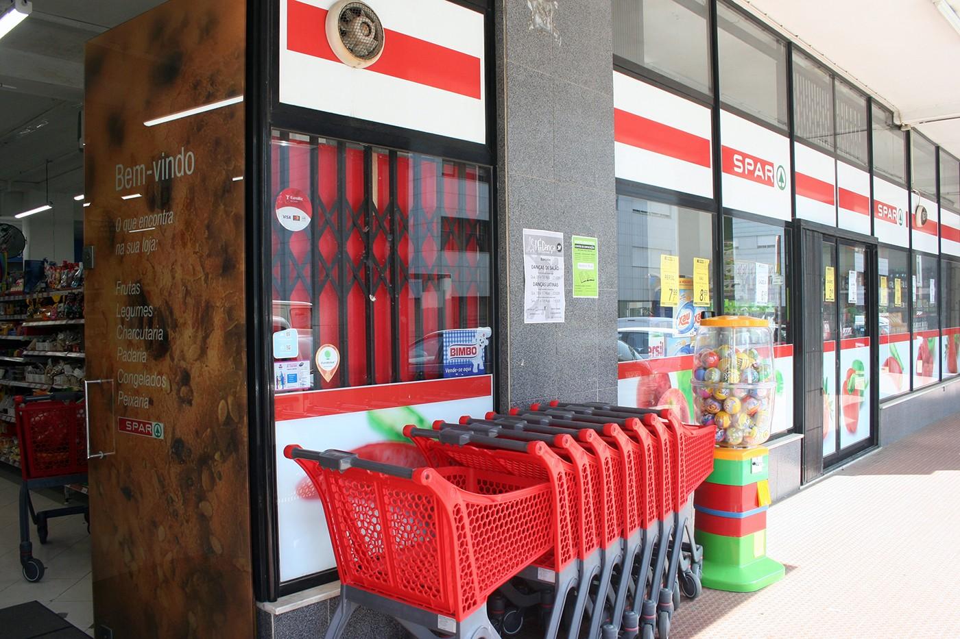 Minimercado Capuchinhos - SPAR Arcozelo
