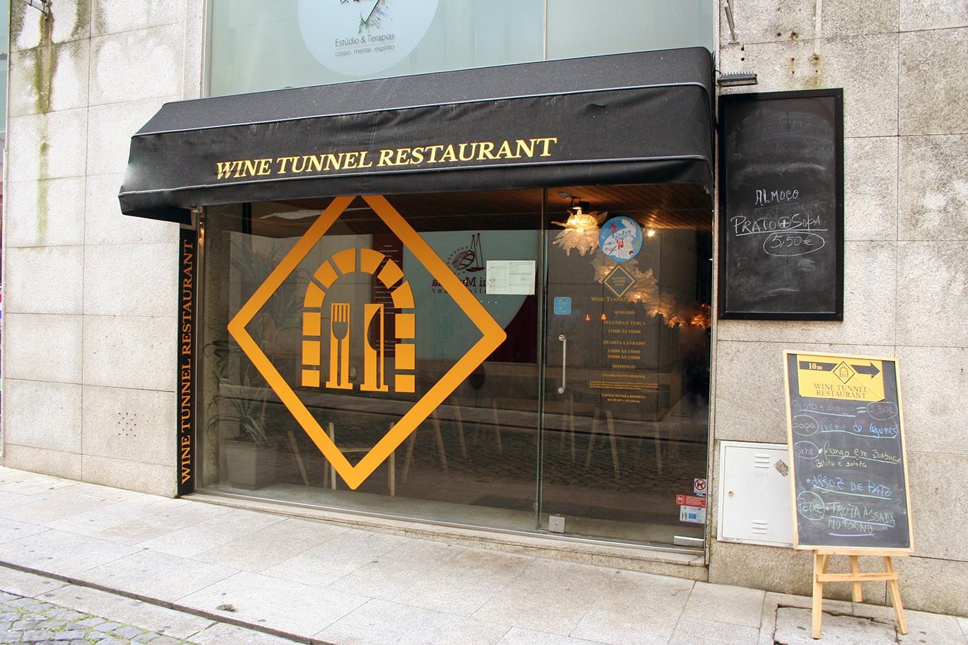 Wine Tunnel Restaurante e Cervejaria