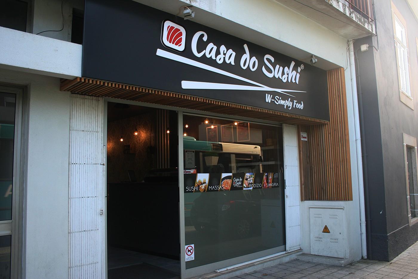 Casa do Sushi - Barcelos
